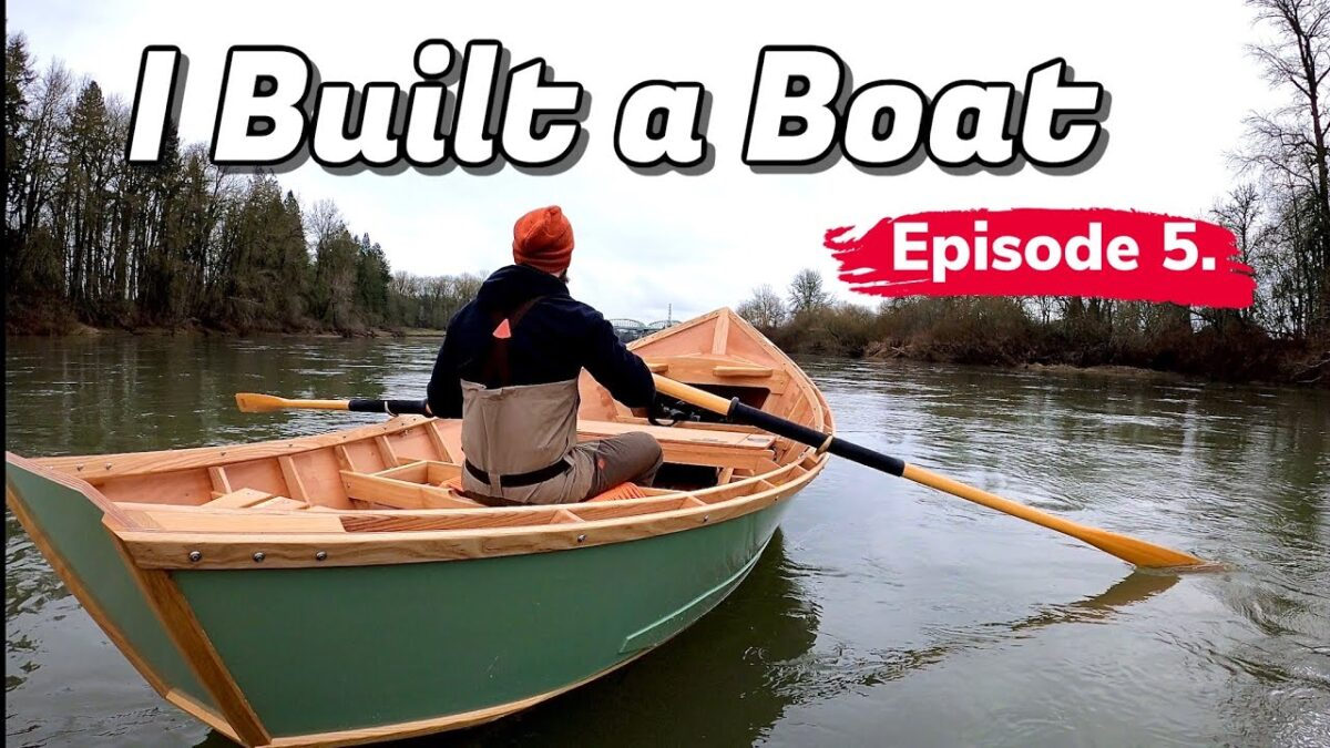 I'm Building a Boat || You Can Build This (Part. 5)