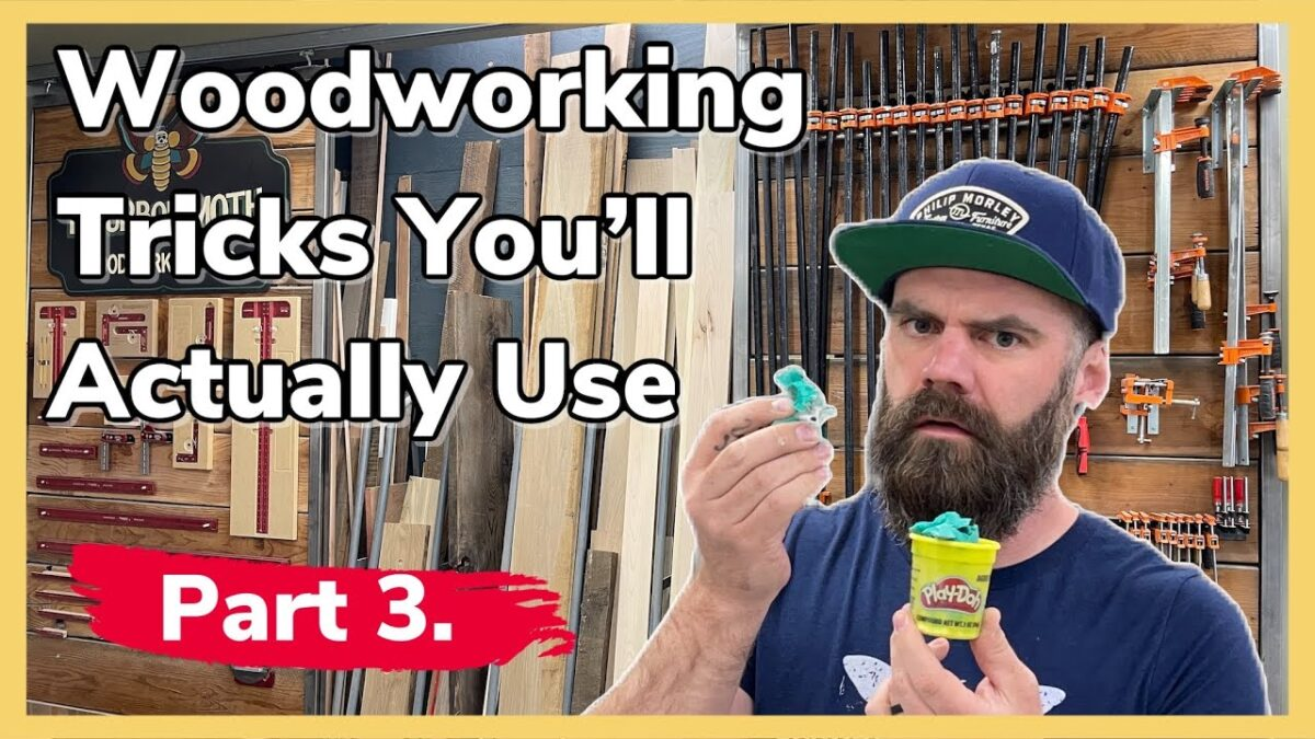 Woodworking Tricks You'll Actually Use | How Did I Not Know These Things